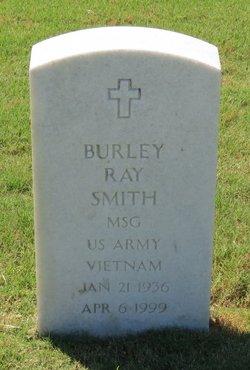 Burley Ray Smith