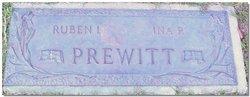 """Agatha Ina """"Teet"""" <I>Pourciau</I> Prewitt"""