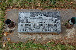 Talmage Leighton Shipman