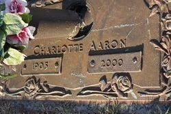 Alyce Jane Aaron