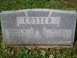 Stanley W Custer