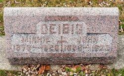 John M. Deibig