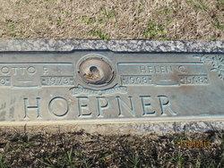 Otto P Hoepner, Sr