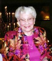 Marcia Eleanor <I>Center</I> Baker