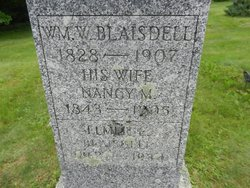 Nancy Mason <I>Keyes</I> Blaisdell