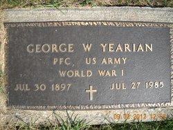 George W. Yearian