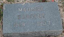 Maurine Sargent