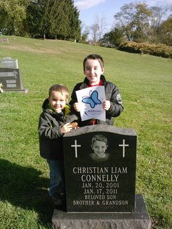 Christian Liam Connelly