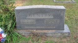 Martha <I>Kelly</I> Gentry