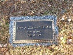Dr Guy Archibald Calvert, Jr