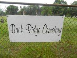 Back Ridge Cemetery