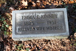 Emma F Kinney