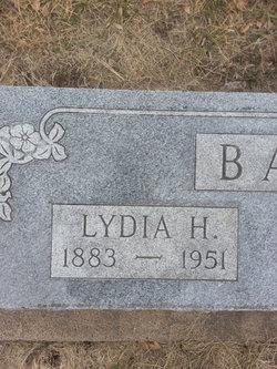 Lydia H Bain