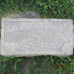 Sarah Elizabeth <I>Hughes</I> Braswell