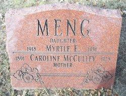Myrtle E. Meng