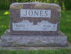 Charlie C Jones