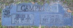 Hugh D Campbell