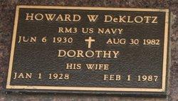Dorothy Deklotz