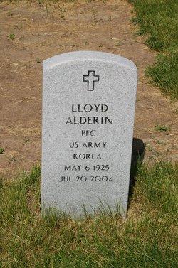 Lloyd Alderin