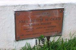Joan Rosita <I>Torr</I> McGrath