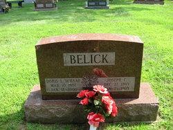 Doris E <I>Schaaf</I> Belick