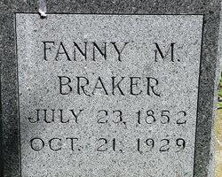 Fannie Bracker
