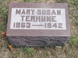 "Mary Susan ""Mollie"" <I>Rutledge</I> Terhune"