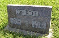 Joseph Boeckman