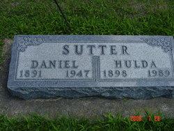 Hulda <I>Friederich</I> Sutter