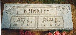 "Robert McCain ""Bob"" Brinkley"