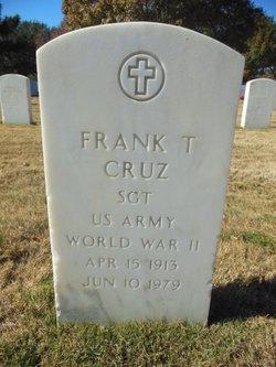 Frank T Cruz