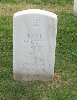 Earl Eugene Cypress