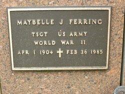 Maybelle J Ferring