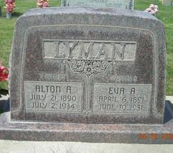 Eva Almeda <I>Black</I> Lyman