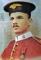 Pvt Samuel Harvey
