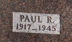 1LT Paul Richard Smith