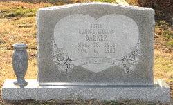 Eunice Lillian Barker