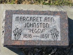 Peggy Ann Johnston