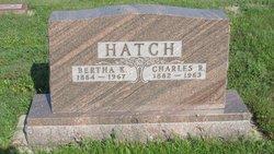 Charles Reuben Hatch