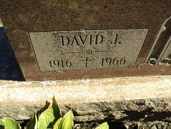 David J Tabolt