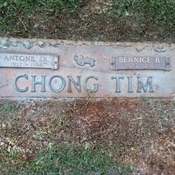 "Bernice ""B"" <I>Ribeira</I> Chong Tim"