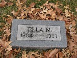 Ella May <I>Hall</I> Royer
