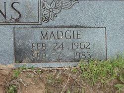 Madge <I>Ladd</I> Burns