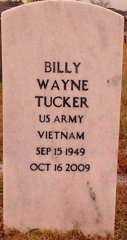 Billy Wayne Tucker