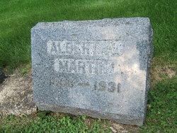 Albert A. Martin