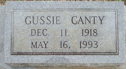 Gussie Canty Betts
