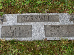 E. Ruth Cornwell