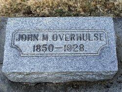 John M. Overhulse