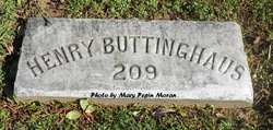 Henry Buttinghaus