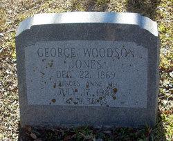 George Woodson Jones